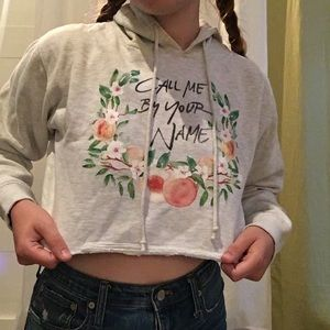 call me by your name sweatshirt